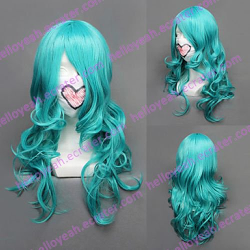 Cosplay Wig Inspired by Sailor Moon Michelle KaiohSailor Neptune