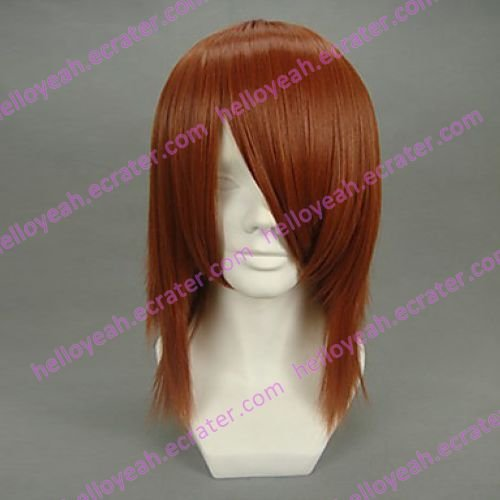 Cosplay Wig Inspired by Sengoku Basara Ishida Mitsunari