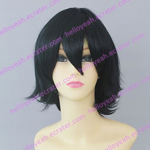 Cosplay Wig Inspired by Soul Eater Death the Kid