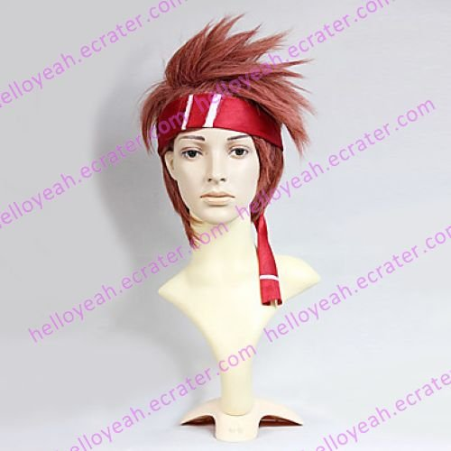 Cosplay Wig Inspired by Sword Art Online Hirata Hiroaki