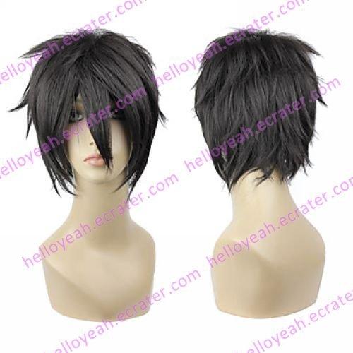 Cosplay Wig Inspired by Sword Art Online Kirito Black VER.