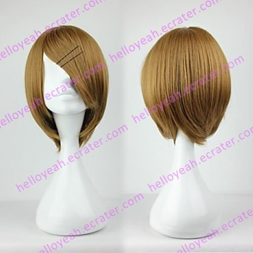 Cosplay Wig Inspired by The Basketball Which Kuroko Plays Aida Riko