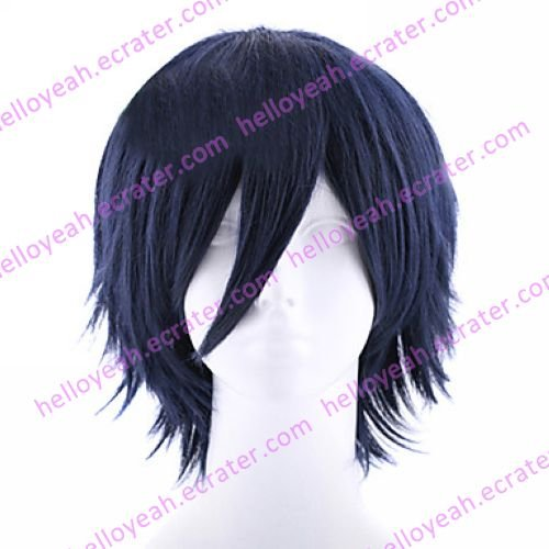 Cosplay Wig Inspired by The Prince Of Tennis Senri Chitose