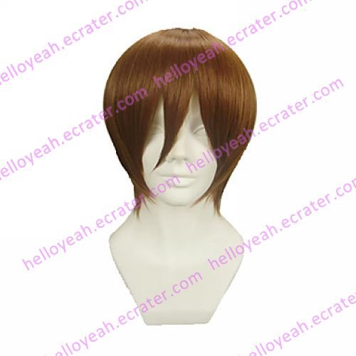 Cosplay Wig Inspired by The Prince of Tennis Shusuke Fuji
