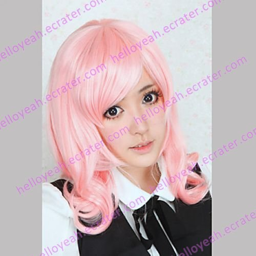 Cosplay Wig Inspired by Touhou Project-Immaterial And Missing Power Saigyouji Yuyuko
