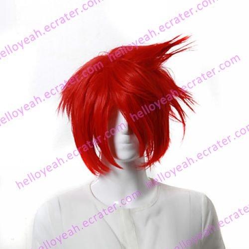 Cosplay Wig Inspired by Uta no Prince-Otoya Ittoki Red