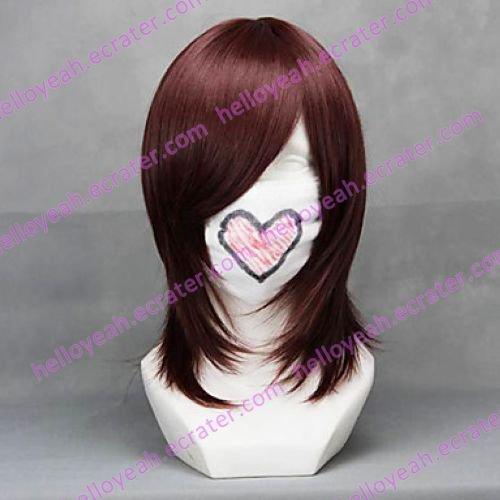 Cosplay Wig Inspired by Vocaloid Meiko