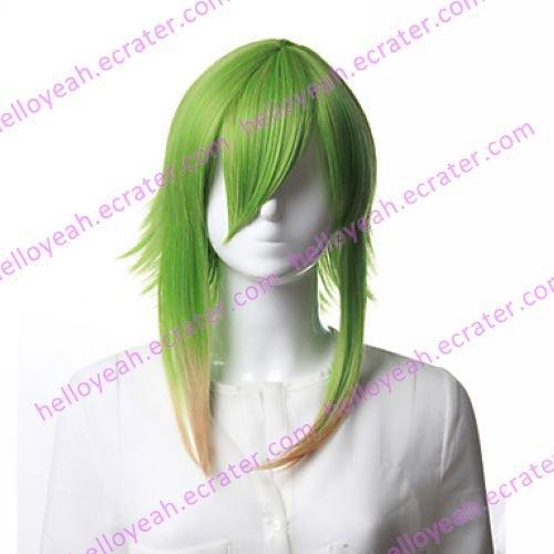 Cosplay Wig Inspired by Vocaloid-Matryoshka GUMI