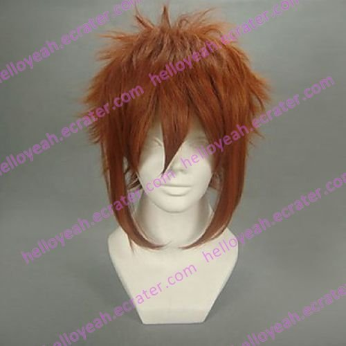 Cosplay Wig Inspired by Yu-Gi-Oh!-ANB-Jaden Yuki