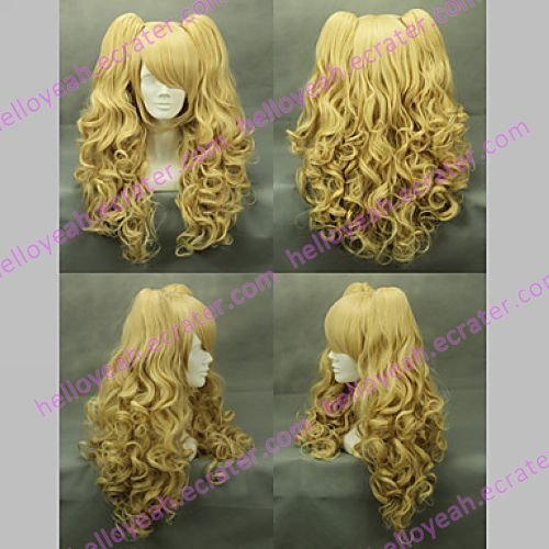 Pretty Cure Series-4 Division Ai Cosplay Wig