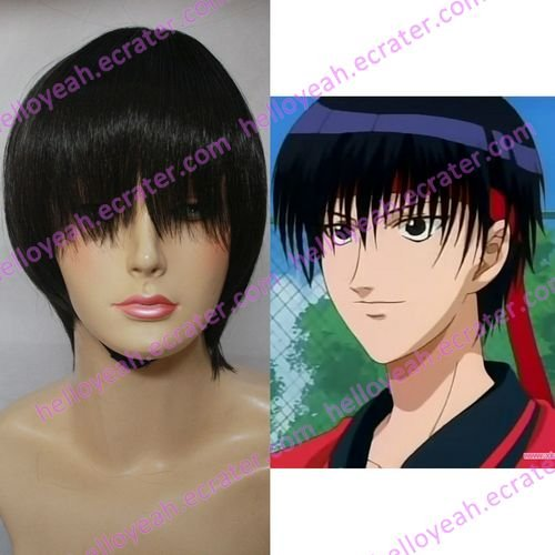Cosplay Wig -  Kisarazu Atsushi wigs from The.Prince.of.Tennis