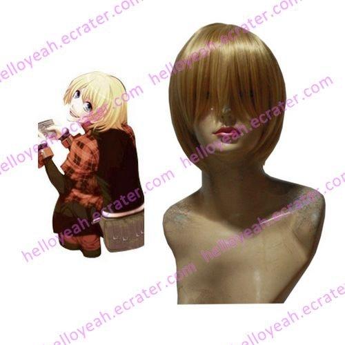 True Blood Lynn Costume wig
