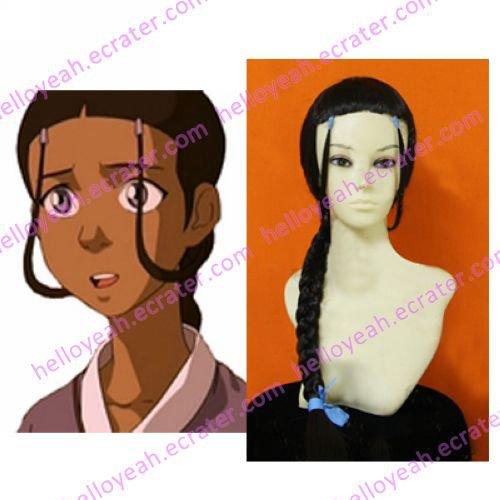 Avatar The last Airbender Katara Custom Made Cosplay Wig