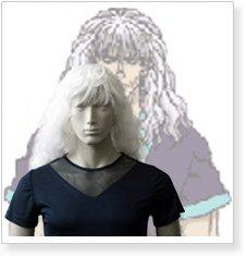 Hunter X Hunter Sillva Zaoldyeck Cosplay Wig