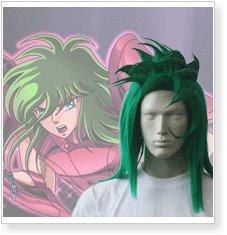 Saint Seiya Andromeda Shun Cosplay Wig
