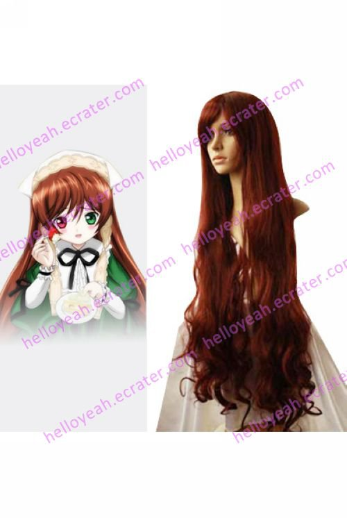 Rose Maid Suiseiseki Cosplay Wig