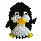 Amazing  gift - penguin 3D modular origami