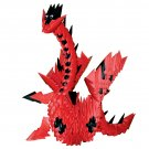 Amazing  gift - Red dragon 3D modular origami