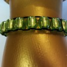Green Bracelet  Handmade