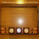 iCog Parnassus v3.27S for iMac 27-inch (2012-13) Wooden Steampunk Cover  (Made to Order 6 wks)