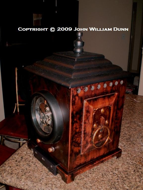 Steampunk Personal Computer The Timekeeper TM Made