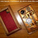 "iCog Dione for Apple iPhone 5/5s: Wooden Steampunk Case, ""Boilerplate Mk. II"" (Made to Order: 3Wks)"