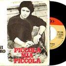 """GIANNI NAZZARO """"Signora Addio"""" 45 ITALIA CGD 2906 1974"""