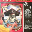 Stick / Pin The Patch On The Pirate Bounty Party Game Up To 16 Players FREE SHIP
