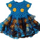 PATTERN - Flower baby Dress