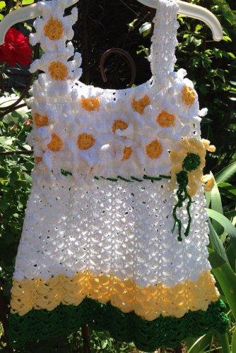 PATTERN - Daisy Dress for girls
