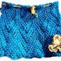 PATTERN - baby Skirt - Blue Sky