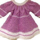 PATTERN - Lavender toddler Dress