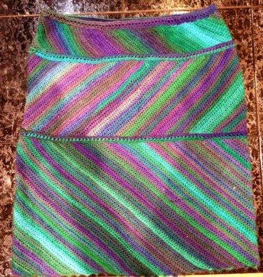 PATTERN - Diagonal Skirt