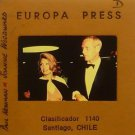 PAUL NEWMAN JOANNE WOODWARD 35mm ORIGINAL SLIDE press