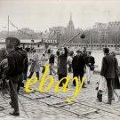 PAUL NEWMAN JOANNE WOODWARD great ORIGINAL vintage photo #2 RARE!