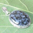 Durango Jasper Gemstone Pendant- 925 Silver Handmade Pendant Jewelry