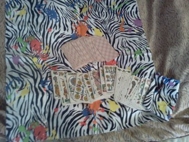 Tarot Bag and Cloth Combo