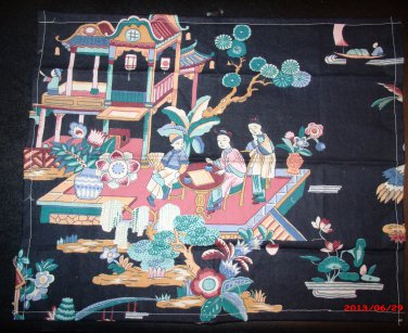 Oriental Tarot/Altar Cloth