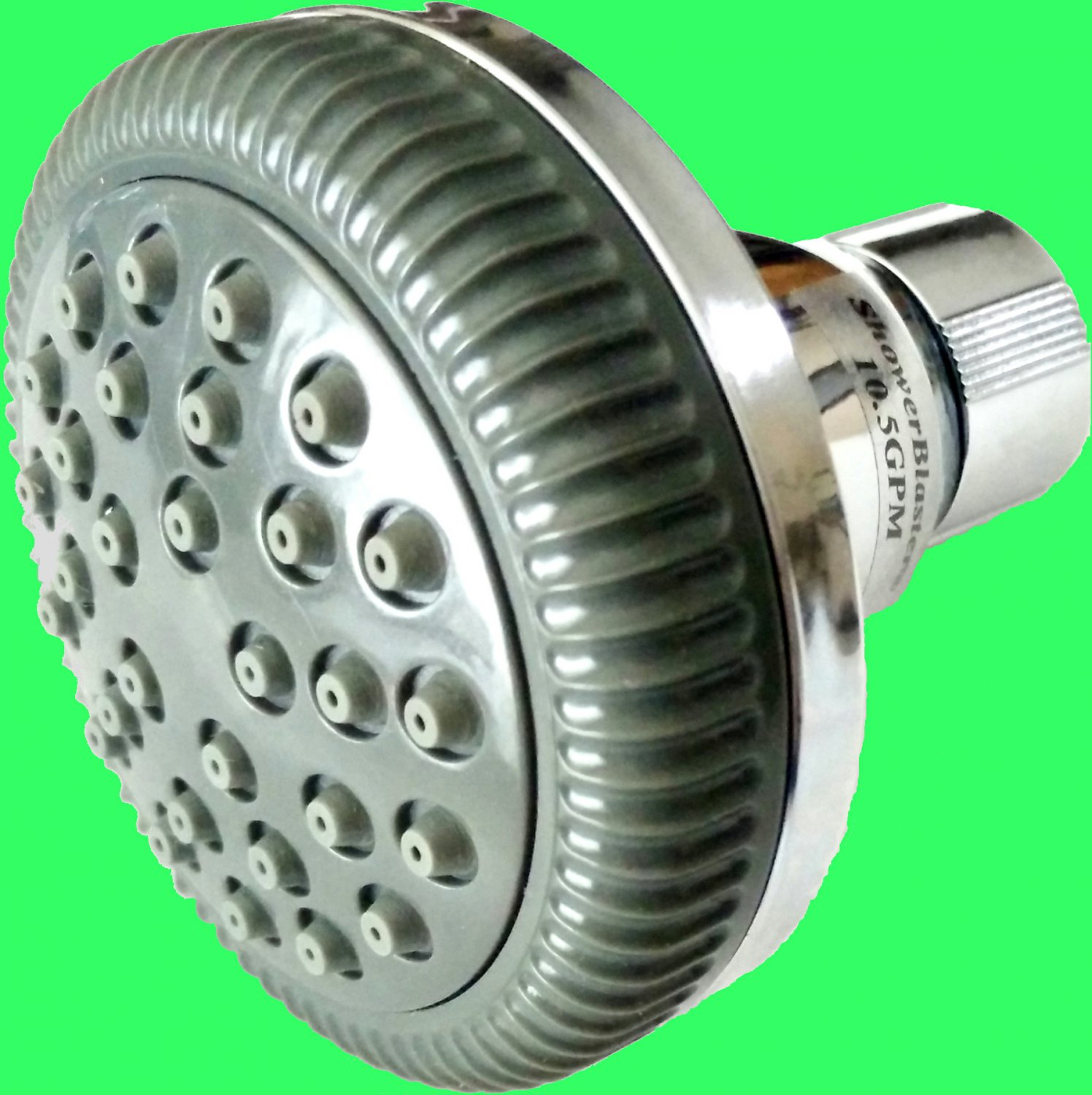 SHOWER BLASTER ABOVE 10.5 gpm DRENCHER HIGH PRESSURE SHOWERBLASTER SHOWERHEAD.