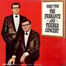 FERRANTE & TEICHER - The Ferrante & Teicher Concert: Part 2 - 1966 LP (United Artists - UAL 3475)