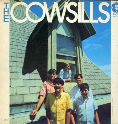 THE COWSILLS - The Cowsills - 1967 LP (MGM Records - E-4498)