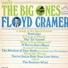 FLOYD CRAMER - Only The Big Ones - 1966 LP (RCA - LPM-3533)