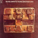 BLOOD, SWEAT & TEARS - Greatest Hits - 1972 LP (Columbia - PC 31170)