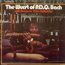 THE WURST OF P.D.Q. BACH  - 1971 Double LP (Vanguard - VSD-719/20)