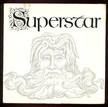 JESUS CHRIST SUPERSTAR - Murray Head & Andrew Lloyd Weber (Decca #732603) - 45rpm w/ picture sleeve