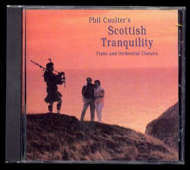 PHIL COULTER - Scottish Tranquility - 1991 CD - Shanachie Records (53009)