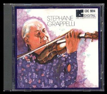 STEPHANE GRAPPELLI - Sonny Lester Collection - 1990 CD - LRC Ltd (CDC 9014)