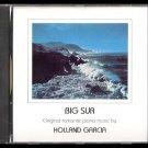 HOLLAND GARCIA - Big Sur - 1990 CD - New Romanticism Productions (53009)