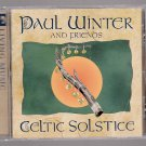 PAUL WINTER - Celtic Solstice - 1999 CD - Living Music (01048-81529-2)