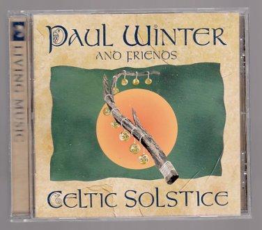 PAUL WINTER - Celtic Solstice - 1999 CD - Living Music (01048-81529-2)